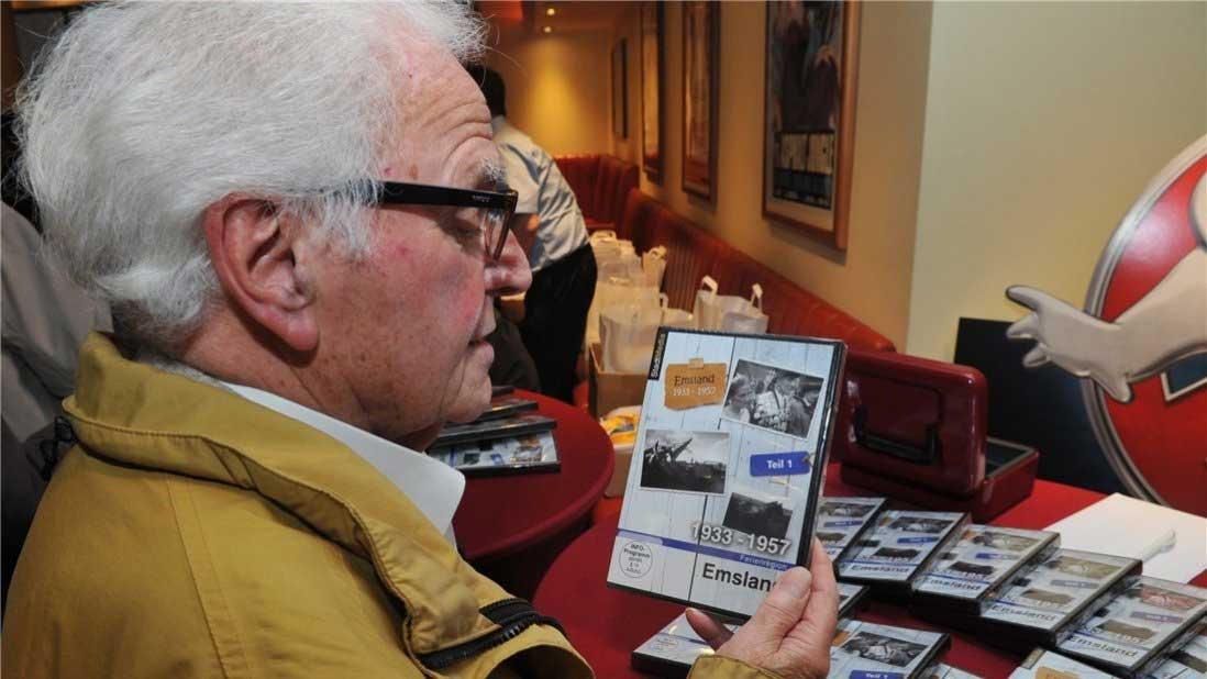 Der 91-jährige Meppener <b>Franz Hornung</b> ist ein wichtiger Zeitzeuge für die ... - Emsland-Premiere-Meppen
